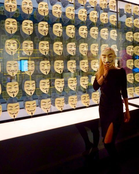 guy fawkes masks spyscape anonymous