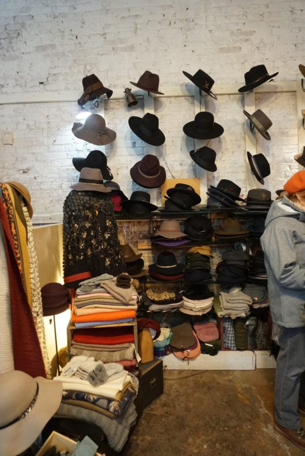 hats brooklyn artists and flea musu handmade