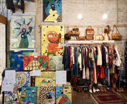 artists and fleas williamsburg brooklyn flea market