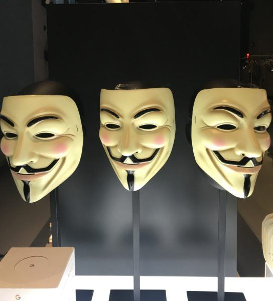 buy hacker mask anonymous guy fawkes spyscape gift shop