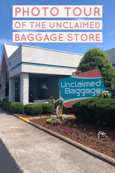 Unclaimed Baggage Store AL