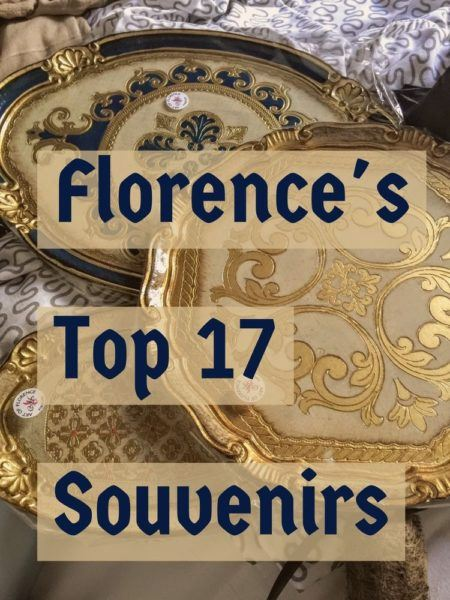 Florence Italy top 17 souvenirs best shopping stores photos