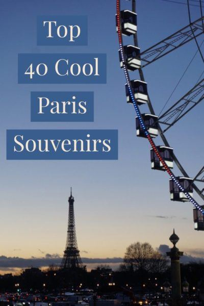 3e0bdf50ddc16 Ultimate Guide to the Top 40 Paris Souvenirs and Gifts - Souvenir Finder