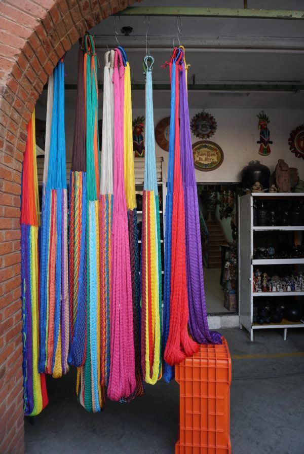La Ciudedela market bargain shopping hammocks photos