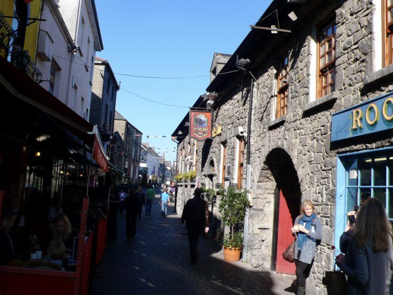 Kilkenny Ireland shopping