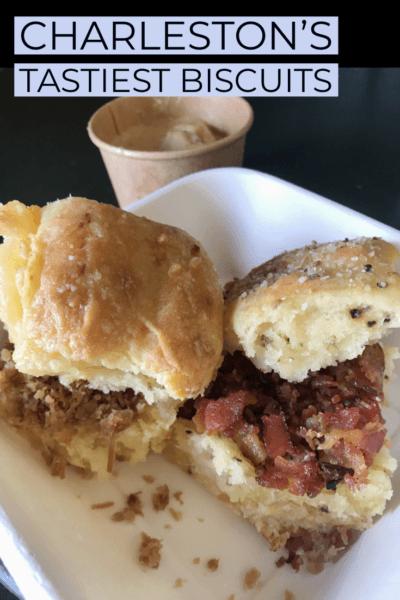 Charleston's tastiest biscuits callie's bacon sausage