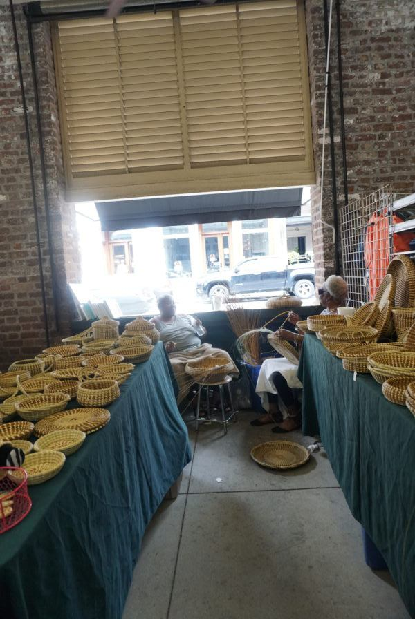 sweetgrass baskets best souvenirs charleston south carolina