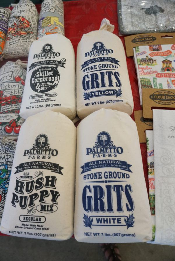 Grits from South carolina what to buy City Market Charleston SC