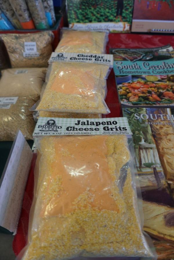 jalapeno Grits from South carolina what to buy City Market Charleston SC