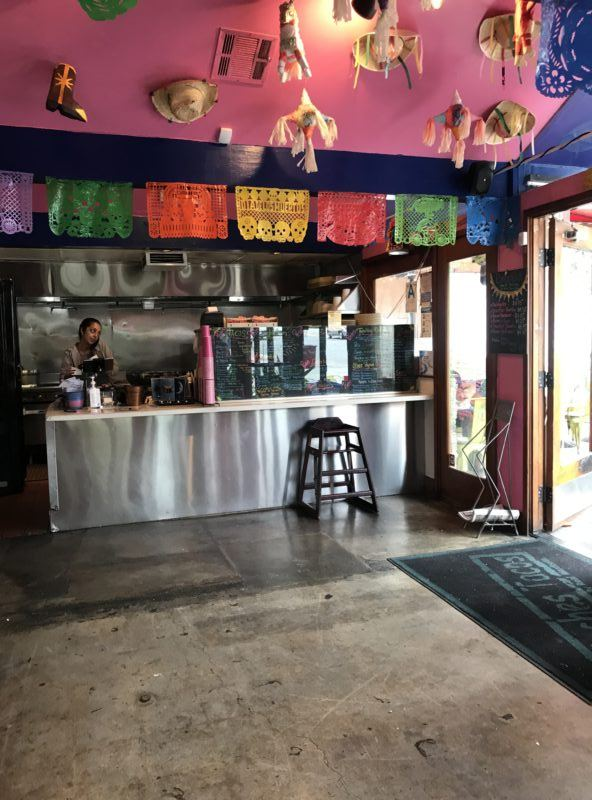 Los Angeles dive mexican restaurants west hollywood
