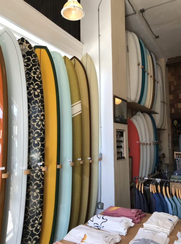 Mollusk Surf Shop in Venice Beach. best souvenirs shops los angeles