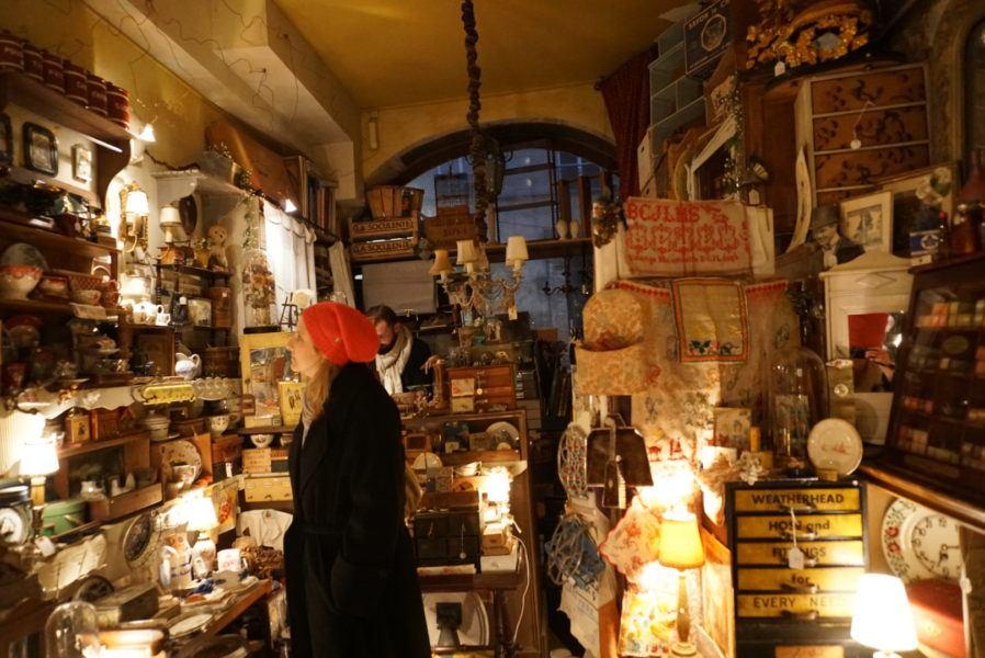 Nashville's best souvenir shopping vintage antiques nolensville