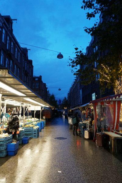 local market amsterdam food souvenirs stroop wafels